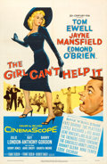 "Movie Posters:Comedy, The Girl Can't Help It (20th Century Fox, 1956). One Sheet (27"" X41"").. ..."