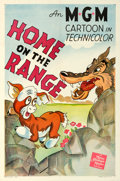 """Movie Posters:Animation, Home on the Range (MGM, 1940). One Sheet (27"""" X 41..."""