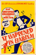 "Movie Posters:Musical, It Happened in Harlem (All-American, 1945). One Sheet (27"" X 41"")....."
