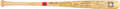 Baseball Collectibles:Bats, Circa 1985 Baseball Hall of Famers Multi-Signed Bat with Over Fifty Signatures Including Mantle & Ted Williams. ...