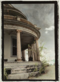 Photographs, Jill Enfield (American, 1954). Natchez, Mississippi, 1989. Gelatin silver with hand coloring. 12-1/8 x 8-1/8 inches (30....