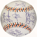 Autographs:Baseballs, 2005 National League All Stars Team Signed Baseball (29Signatures). ...