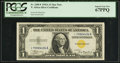 Small Size:World War II Emergency Notes, Fr. 2306* $1 1935A North Africa Silver Certificate. PCGS Superb GemNew 67PPQ.. ...