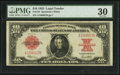 Large Size:Legal Tender Notes, Fr. 123 $10 1923 Legal Tender PMG Very Fine 30.. ...