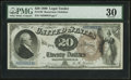 Large Size:Legal Tender Notes, Fr. 139 $20 1880 Legal Tender PMG Very Fine 30.. ...