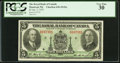 Canadian Currency: , Montreal, PQ- Royal Bank of Canada $5 Jan. 2, 1935 Ch. #630-18-02a.. ...