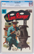 Silver Age (1956-1969):Western, Lone Ranger #95 (Dell, 1956) CGC NM/MT 9.8 White pages....