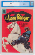 Silver Age (1956-1969):Western, Lone Ranger #112 File Copy (Dell, 1957) CGC NM 9.4 White pages....