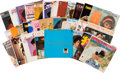 Music Memorabilia:Recordings, A Connie Francis Personally-Owned Selection of Import LPs -- Including Signed Brazilian Self-Titled Album.... (Total: 32 )