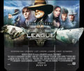 """The League of Extraordinary Gentlemen & Other Lot (20th Century Fox, 2003). Promotional Standees (14"""" X 69""""..."""