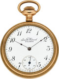 Timepieces:Pocket (post 1900), South Bend Polaris 16 Size 21 Jewel. ...