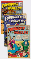 Silver Age (1956-1969):Science Fiction, Forbidden Worlds Group of 45 (ACG, 1958-67) Condition: AverageVG.... (Total: 45 Comic Books)