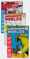 Silver Age (1956-1969):Horror, Unknown Worlds Group of 30 (ACG, 1960-67) Condition: Average VG....(Total: 30 Comic Books)