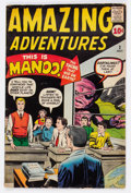 Silver Age (1956-1969):Horror, Amazing Adventures #2 (Marvel, 1961) Condition: VG....