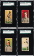 Baseball Cards:Sets, 1909 E95 Philadelphia Caramel Near Set (20/25). ...