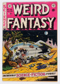 Golden Age (1938-1955):Science Fiction, Weird Fantasy #20 (EC, 1953) Condition: VG+....