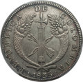 Colombia, Colombia: Republic 8 Reales 1835-RS AU Details (Cleaning) PCGS,...