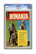 Silver Age (1956-1969):Western, Bonanza #26 File Copy (Gold Key, 1967) CGC NM+ 9.6 Off-white towhite pages. Photo cover. Overstreet 2005 NM- 9.2 value = $8...