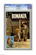 Silver Age (1956-1969):Western, Bonanza #28 File Copy (Gold Key, 1968) CGC NM/MT 9.8 Off-whitepages. Photo cover. Overstreet 2005 NM- 9.2 value = $80. CGC ...