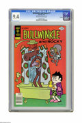 Bronze Age (1970-1979):Cartoon Character, Bullwinkle #17 File Copy (Gold Key, 1977) CGC NM 9.4 Off-whitepages. Overstreet 2005 NM- 9.2 value = $18. CGC census 11/05:...