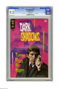 Bronze Age (1970-1979):Horror, Dark Shadows #7 File Copy (Gold Key, 1970) CGC NM- 9.2. Last photocover. Joe Certa art. Overstreet 2005 NM- 9.2 value = $10...