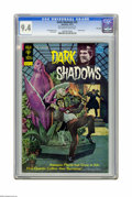 Bronze Age (1970-1979):Horror, Dark Shadows #22 File Copy (Gold Key, 1973) CGC NM 9.4 Off-white towhite pages. Painted cover. Joe Certa art. Overstreet 20...