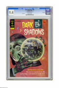 Bronze Age (1970-1979):Horror, Dark Shadows #25 File Copy (Gold Key, 1974) CGC NM 9.4 Off-whitepages. Joe Certa art. Overstreet 2005 NM- 9.2 value = $60. ...