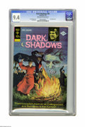 Bronze Age (1970-1979):Horror, Dark Shadows #30 File Copy (Gold Key, 1975) CGC NM 9.4 Off-white towhite pages. Last painted cover. Joe Certa art. Overstre...