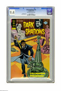 Bronze Age (1970-1979):Horror, Dark Shadows #34 File Copy (Gold Key, 1975) CGC NM 9.4 Off-white towhite pages. Cover and art by Joe Certa. Overstreet 2005...