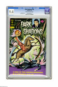 Bronze Age (1970-1979):Horror, Dark Shadows #35 File Copy (Gold Key, 1976) CGC NM 9.4 Off-white towhite pages. Cover and art by Joe Certa. Overstreet 2005...