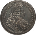 German States:Nurnberg, German States: Nurnberg. Free Imperial City Taler 1711-GFN AU Details (Mount Removed) NGC,...