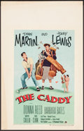 """Movie Posters:Sports, The Caddy (Paramount, 1953). Window Card (14"""" X 22""""). Sports.. ..."""