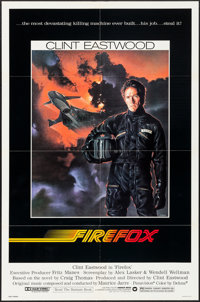 "Firefox (Warner Brothers, 1982). Identical One Sheets (2) (27"" X 41""). Action. ... (Total: 2 Items)"