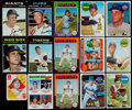 Baseball Cards:Lots, 1947-79 Multi-Brand Baseball Collection (400+)....