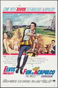 "Movie Posters:Elvis Presley, Fun in Acapulco (Paramount, 1963). One Sheet (27"" X 41""). ElvisPresley.. ..."