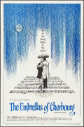 "Movie Posters:Foreign, The Umbrellas of Cherbourg (American International, 1965). One Sheet (27"" X 41""). Foreign.. ..."