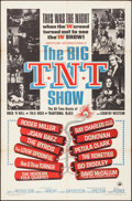 """Movie Posters:Rock and Roll, The Big T.N.T. Show (American International, 1966). One Sheet (27""""X 41""""). Rock and Roll.. ..."""