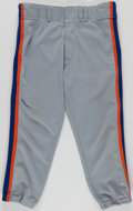 Baseball Collectibles:Uniforms, 1987 Tom Seaver Team Issued New York Mets Pants....