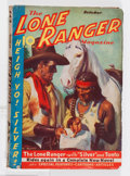 Pulps:Western, The Lone Ranger Magazine #7 (Trojan Publishing, 1937) Condition: VG-....