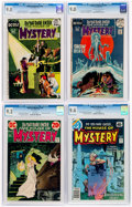 Bronze Age (1970-1979):Horror, House of Mystery CGC-Graded Group of 5 (DC, 1971-80).... (Total: 5Comic Books)