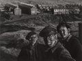 Photographs, W. Eugene Smith (American, 1918-1978). Welsh Miners, 1950. Gelatin silver, circa 1975-1977. 10 x 13-1/4 inches (25.4 x 3...
