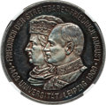 German States:Saxony, German States: Saxony. Friedrich August III Proof 5 Mark 1909 PR61 NGC,...