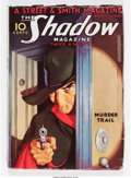 Pulps:Hero, Shadow V5#2 (Street & Smith, 1933) Condition: VG/FN....