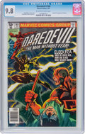 Modern Age (1980-Present):Superhero, Daredevil #168 (Marvel, 1981) CGC NM/MT 9.8 Off-white to whitepages....