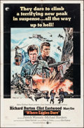 "Movie Posters:War, Where Eagles Dare (MGM, 1968). International One Sheet (27"" X 41"").War.. ..."