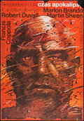"Movie Posters:War, Apocalypse Now (United Artists, 1979). Polish One Sheet (26.75"" X38.25""). War.. ..."