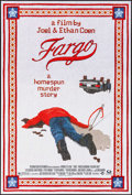 "Movie Posters:Crime, Fargo (Polygram, 1996). One Sheet (27"" X 41""). Crime.. ..."