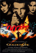 "Movie Posters:James Bond, GoldenEye (United Artists, 1995). One Sheet (27"" X 40"") &Identical Mini Posters (2) (13"" X 20""). James Bond.. ... (Total: 3Items)"