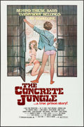 "Movie Posters:Bad Girl, The Concrete Jungle (Pentagon, 1982). One Sheets (10) Identical(27"" X 41"") Flat Folded. Bad Girl.. ... (Total: 10 Items)"