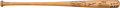 Baseball Collectibles:Bats, 1975 Hank Aaron Signed & Inscribed Game Used Bat Attributed to Career Home Run #745, PSA/DNA GU 7....
